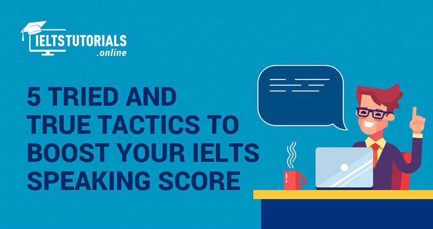 IELTS Speaking Score