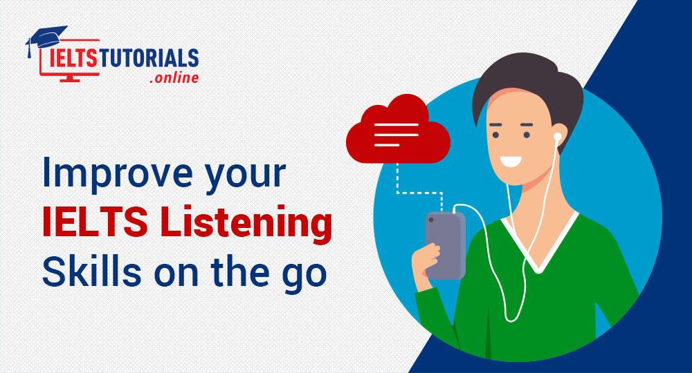 Improve IELTS Listening Skills