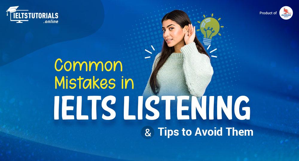 IELTS Listening