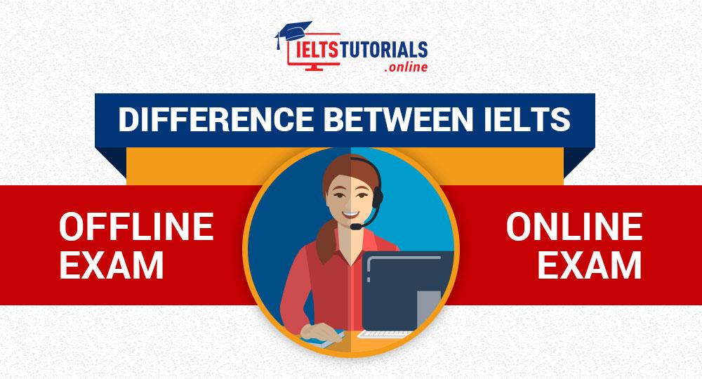 IELTS Offline & Online Exam
