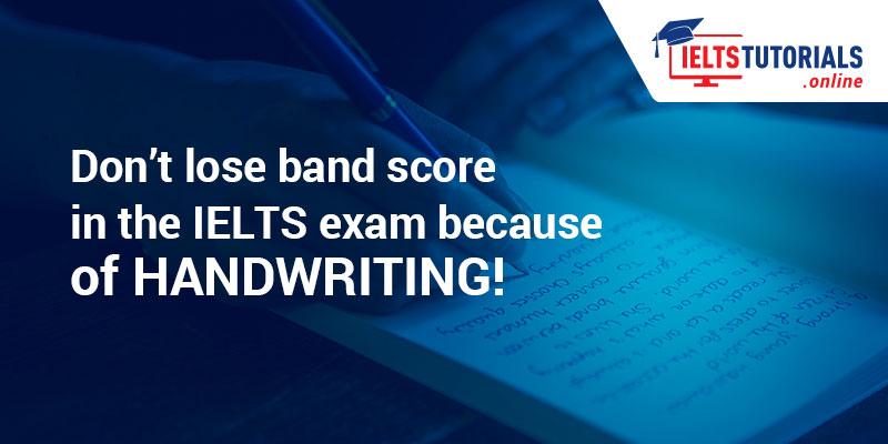 Handwriting In IELTS