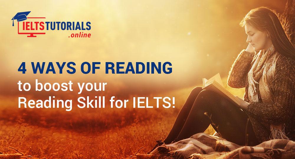 4 Ways Of Reading