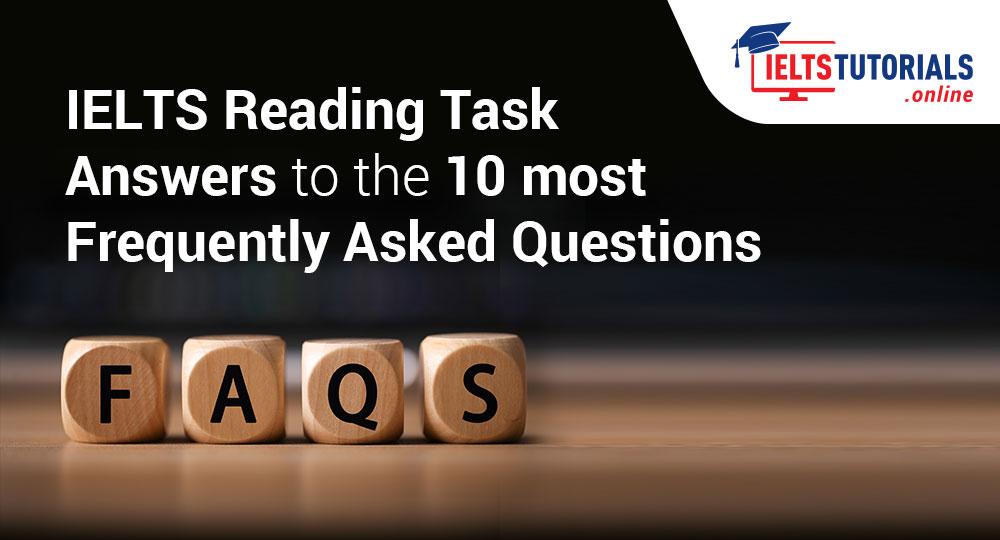 IELTS Reading Task