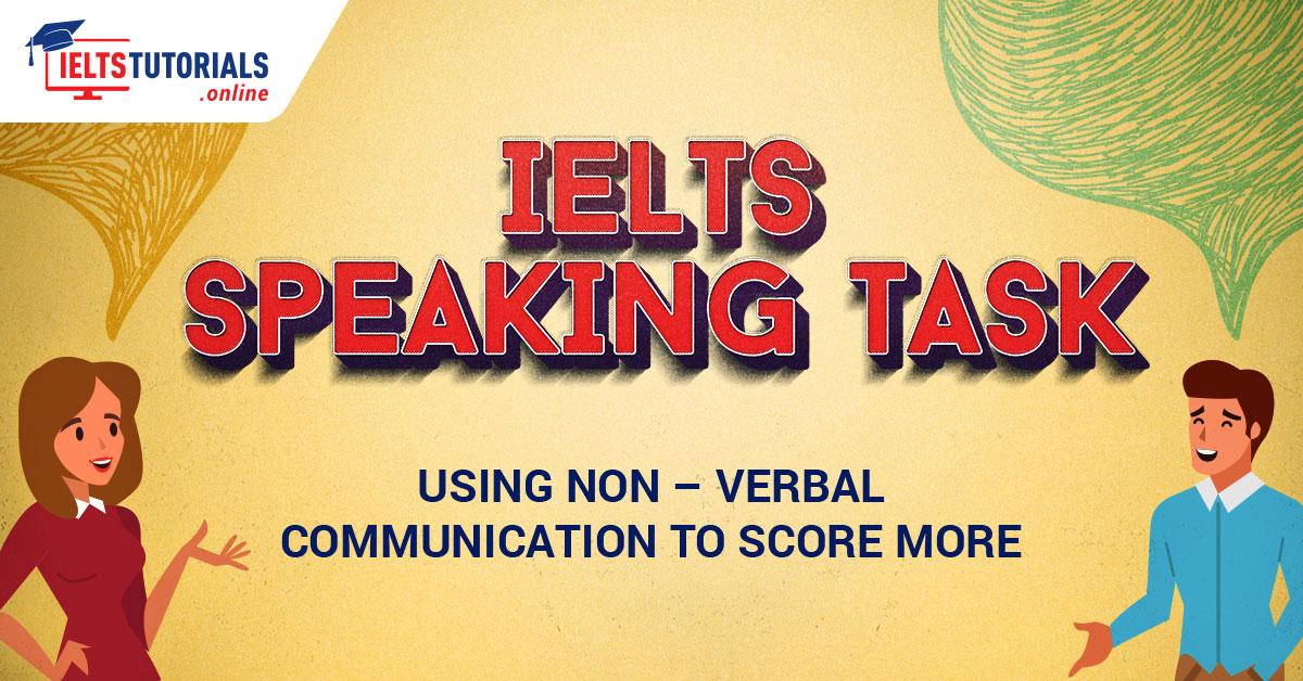 IELTS SPEAKING TASK
