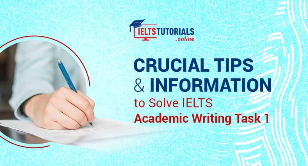 IELTS Academic Writing Task 1 Tips