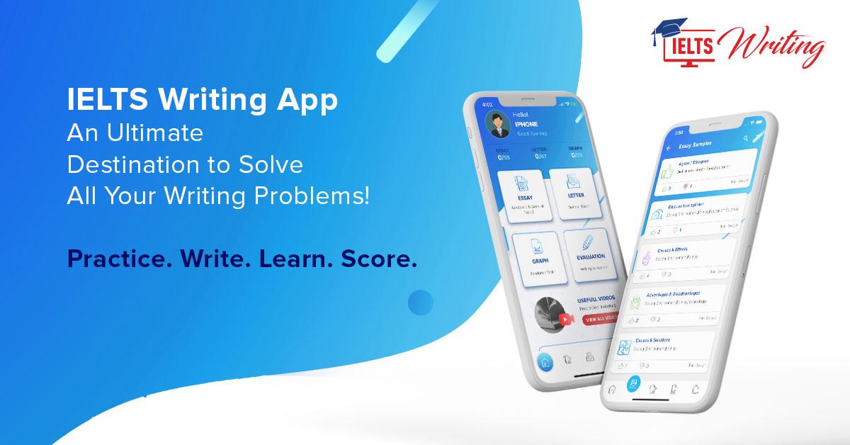 IELTS Writing App